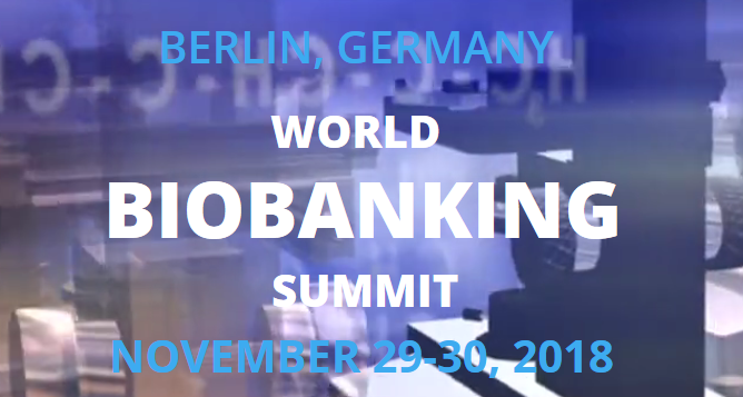 World Biobanking Summit