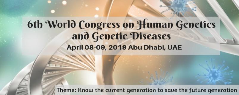 Human Genetics Meet 2019